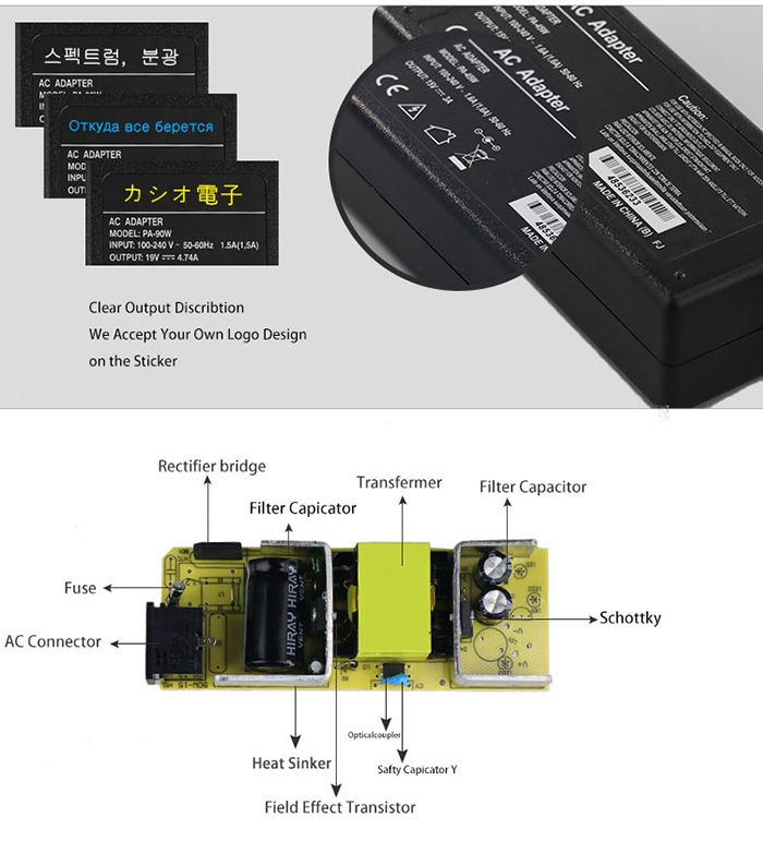 15v Power Adaptor