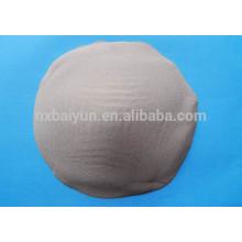 Baiyun refractario Fused Zircon Sand