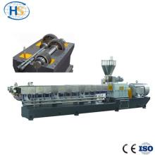 High WPC Plastic Twin Screw Extruder Machine