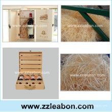 Machine de travail en bois de vente chaude pour des laine de bois