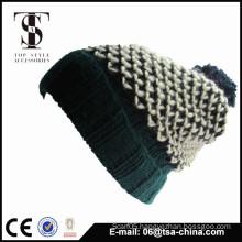 Best selling 2015 new design 100% acrylic crochet hat beanie