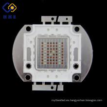 Bridgelux llevó la MAZORCA conducida de alta potencia del microprocesador 80w con CE y RoHS en Shenzhen