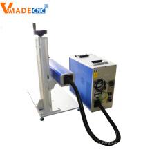 Máquina de marcado láser de fibra portátil