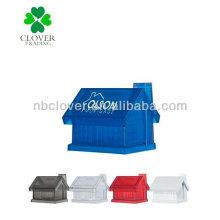 house shape money saving box