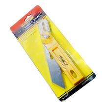 Escala dupla & tubo de ensaio de aço chanfrado ajustável das ferramentas da mão