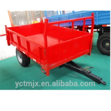 7C-1.5 2wheels farm trailer for sale