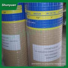 304/316/201 Acero inoxidable soldado malla de alambre (fabricante de China)