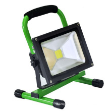 30W 4400mAh LED Outdoor Rechargeable Floodlight
