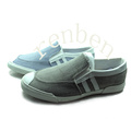 Hot New Arriving Casual Men′s Canvas Shoes