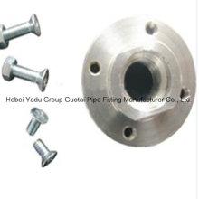 High Quality Alumium Weld Flanges
