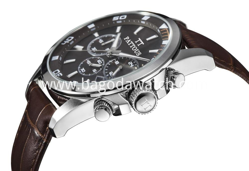 Mens Watch Chronograph