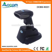 Supermarket China Mini Bluetooth Wireless 2D Handheld Barcode Scanner