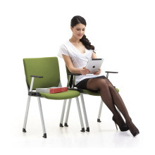 Chaise de conférence empilable X2-05A Chaise de réunion confortable de haute qualité