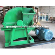 Motor 15kw Timber Chipper /Log Crusher From Gongyi Yugong Factory, Henan.
