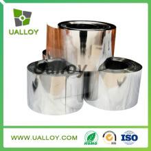 JIS C7521 Kupfer Nickel Zink Albata Folie oder Streifen für Teile
