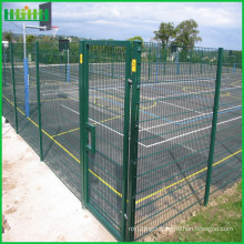 hot sales high quality wire mesh fence single gate