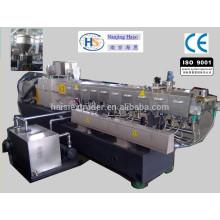 Polímero de llenado reforzar que hace la máquina tipo pellet