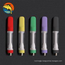 Hot Selling Bananatimes AG02 0.5ml/1.0ml Full Glass 510 vape cartridge for cbd oil