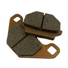 HS048 Motor brake pad disc Motorcycle brake pad ceramics manufacturer for FA067/SBS 135/541/113/546/586/692