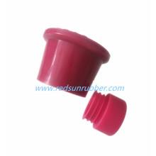 Custom Food Grade Silicone Plug for Wine Bottle