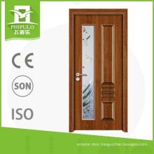 Excellent producing interior bathroom melamine door
