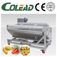 Bebê cenoura máquina / cenoura peeling máquina / haste vegetal peeling máquina / batata chips fazendo máquina