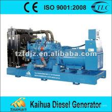 Groupe électrogène diesel de 1000kw MTU