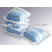 Éponges stériles en coton