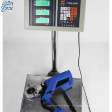 China fornecedor manual hidráulico zyo-400 bateria ferramenta de friso
