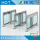 Security Electronic Canteen Housing Glass Turnstile