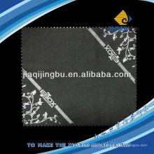 Высококачественная чистящая ткань для микрофильтров с печатью логотипа