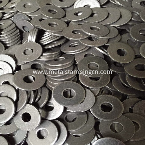 galvanized flat washer