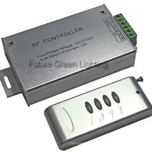Беспроводной контроллер светодиодов RGB (KL-CON-RF4B (H) -3CH-LV)