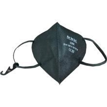 Máscara facial protetora descartável de 5 camadas não tecida