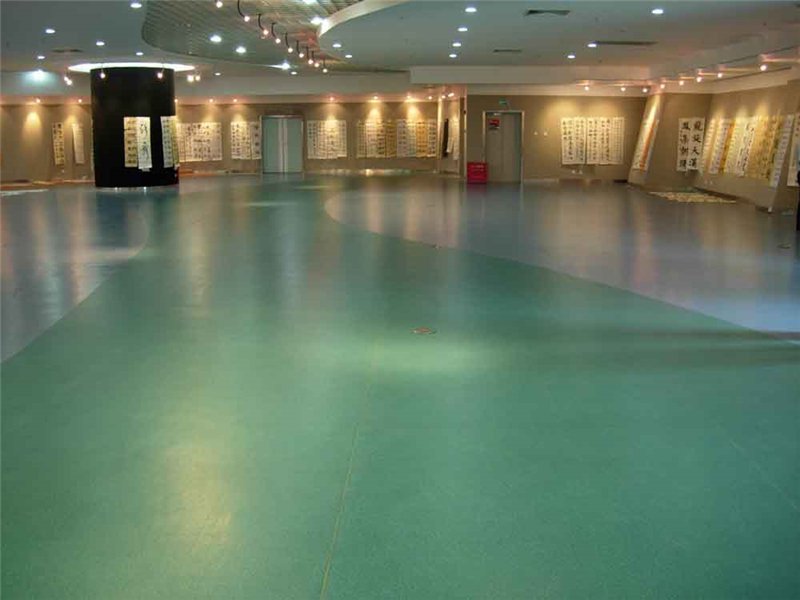 epoxy resin flooring paint