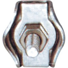 Metal Simplex Wire Rope Clips Series pour Tying Rope