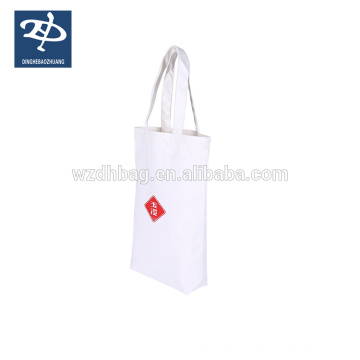 Bulk Reusable Canvas Bag Ecological Ecological Cotton Shopping Bag