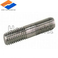 titanium metric thread stud bolts DIN 976-1