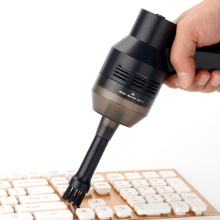 Mini Computer Vacuum Rechargeable Desk Vacuum for Dust