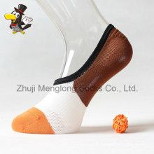 Coton homme personnalisé-chaussettes chaussettes Invisble chaussettes coupe bas tous les jours avec pince dans le talon
