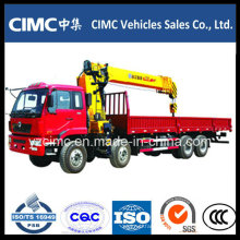 Hot Sale16 Ton Heavy Truck with Crane, Crane Truck