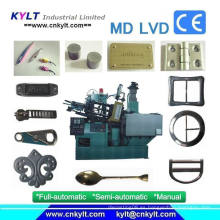Máquina de moldeo por inyección de cámara caliente de fundición de Kylt (parámetros PDF)