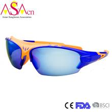Óculos de sol de esportes coloridos para PC de alta qualidade Light Light (14368)