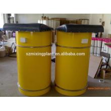 Cimento misturador de cimento silo coletor de poeira para venda, tampa de poeira pequena com preço baixo