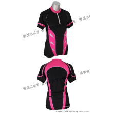 Polyester Cycling Top Jersey Bike Wear for Summer