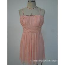 2015 Factory Price Fashion Design Women′s Clothing Girl Slip Dress for Summer