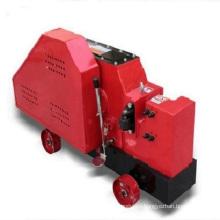Máquina cortadora automática de acero para la construcción.