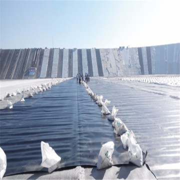 Geomembrane HDPE Sheet Landfill Dam Liner for Capping