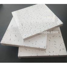 Faux plafond de fibre minérale de système de 600x600mm métrique