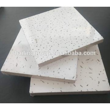 600x600mm Metrisches System Mineralfaser Falsche Decke